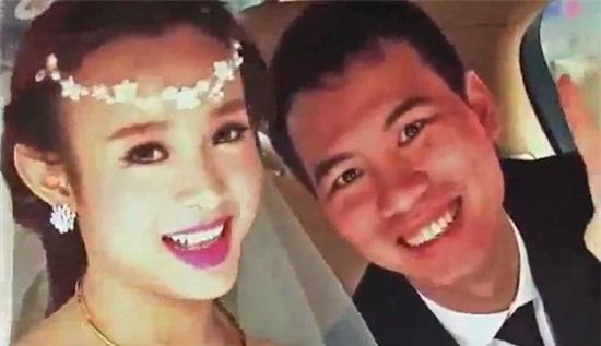 Những bức ảnh cưới hiếm hoi của dân mạng có được về đám cưới của Huyền Baby cùng vị đại gia trẻ tuổi