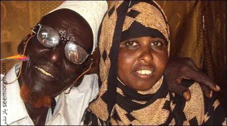 Cặp đôi chênh nhau gần 100 tuổi