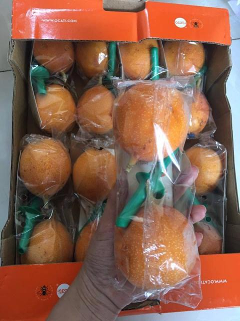 Một túi 2 quả gần 300.000 đồng tiền Việt vẫn hút khách.