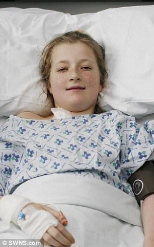 Jones mắc bệnh tim và ung thư khi 13 tuổi.