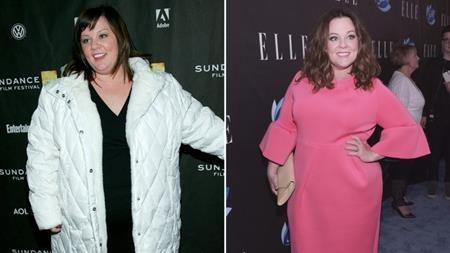 """Sở hữu thân hình béo tốt, đậm đà, nữ diễn viên hài Melissa McCarthy từng là hình mẫu tiêu biểu cho những người thừa cân. Tuy nhiên, trong một cuộc phỏng vấn hồi năm 2016, McCarthy đã thẳng thắn cho biết mình không muốn trở thành đại diện cho bất kì mẫu phụ nữ nào vì tất cả đều bình đẳng với nhau bất kể mọi dáng hình, kích cỡ hay tuổi tác, nghề nghiệp. Dù vậy, với mong muốn trở nên tốt đẹp hơn, nữ diễn viên phim """"Ghostbusters"""" đã nỗ lực giảm được khoảng 34 kg."""