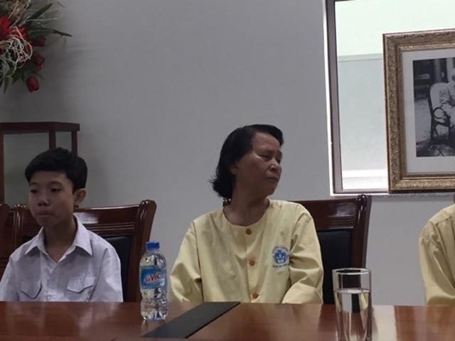 Bệnh nhân Nguyễn Minh Hải, 17 tuổi, Hà Nội, được chẩn đoán mắc suy giảm miễn dịch
