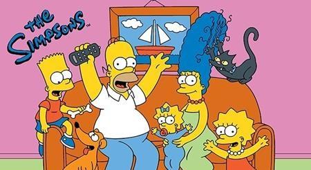 """Chỉ nhìn sơ qua các khán giả cũng đã nhận ra rằng """"The Samsonadzes"""" được lấy cảm hứng từ chính loạt phim """"The Simpsons"""" ăn khách"""