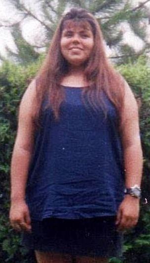 Debora nói rằng mình bắt đầu thừa cân kể từ khi mang thai con gái đầu lòng