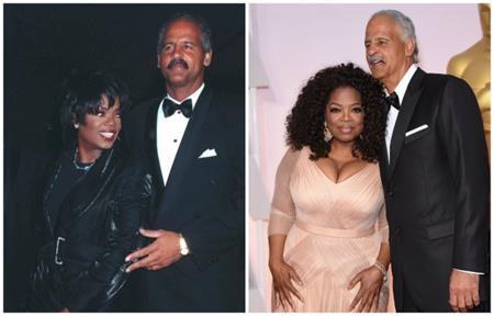 """Suốt 31 năm ở bên Oprah Winfrey, Stedman Graham vẫn luôn là chỗ dựa vững chắc cho """"nữ hoàng truyền thông"""". Đã nhiều lần bị người hâm mộ """"giục cưới"""" nhưng hai ngôi sao cho rằng không gì có thể thay đổi được mối quan hệ bền chặt của họ, nên chuyện hôn nhân tự nhiên đã trở nên thừa thãi."""