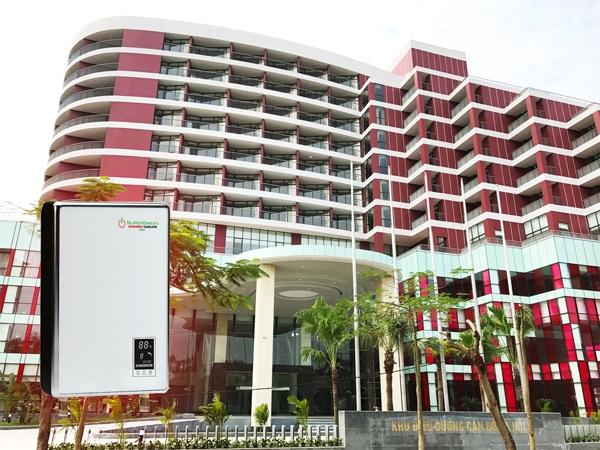 Dự án khu điều dưỡng cán bộ Hà Nội tại Hải Phòng