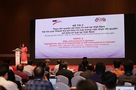 Hội thảo quốc tế về Quyền SHTT trong sản xuất xe máy