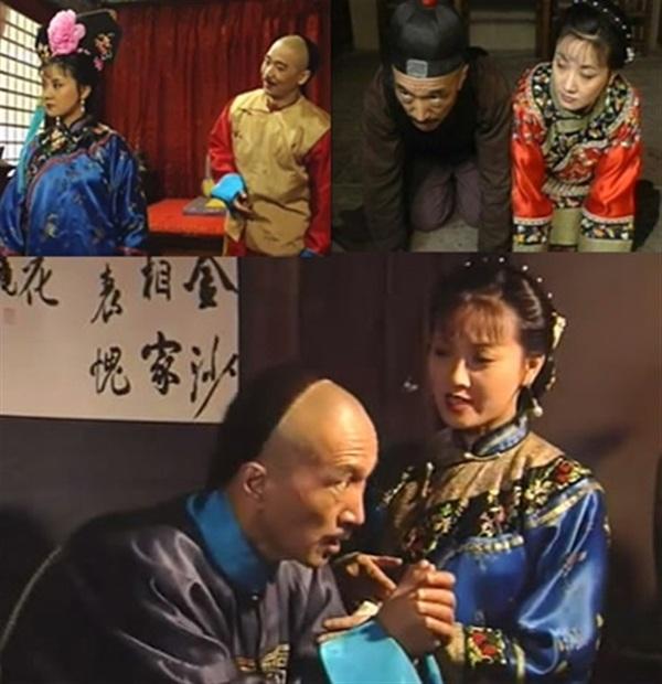 Tạo hình Lưu phu nhân của Đặng Tiệp trong Tể tướng Lưu gù