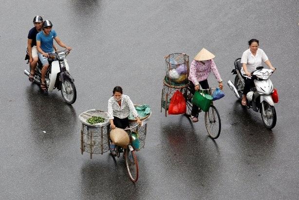 """Những phương tiện giao thông được người dân trên khắp thế giới """"tin dùng"""" - 2"""