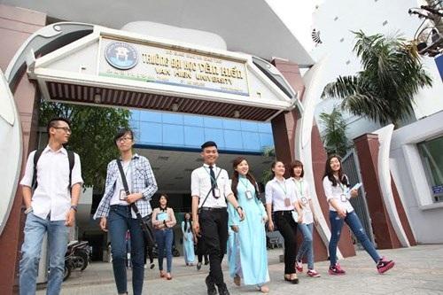 Trường Đại học Dân lập Văn hiến đã có chủ đầu tư mới sau 3 năm thành lập. (Nguồn ảnh: Interrnet)