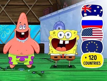 """Hoa Kỳ, Nga, Úc, Châu Âu và hơn 120 quốc gia khác đều đã cấm chiếu """"SpongeBob"""" do bộ phim chứa nhiều cảnh bạo lực và nói tục. Mỗi nhân vật trong bộ phim này đều có những hành động tiêu cực nhưng không hề phải gánh chịu bất cứ hậu quả nào. Và dĩ nhiên, không ai muốn con trẻ của mình sẽ cư xử giống như các nhân vật trên phim."""