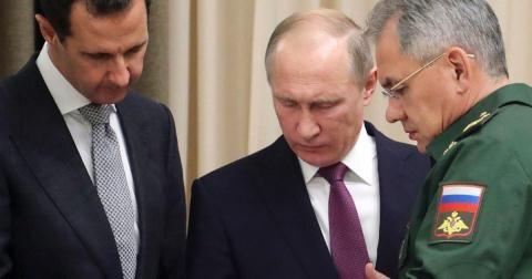 Nhận định sai về Assad nên Mỹ phải làm khách không mời