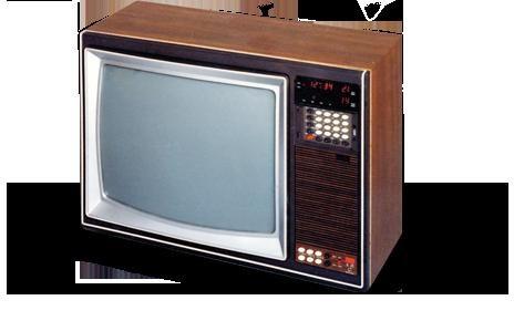 CNP-804 - mẫu TV màu đầu tiên trên thế giới tích hợp các công nghệ của máy tính
