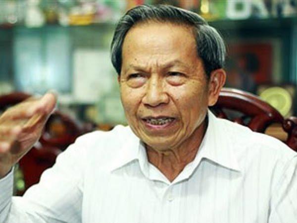 Thiếu tướng Lê Văn Cương - nguyên Viện trưởng Viện Nghiên cứu chiến lược Bộ Công an