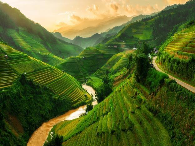 Bí mật về những ngọn núi đẹp nhất thế giới - 2