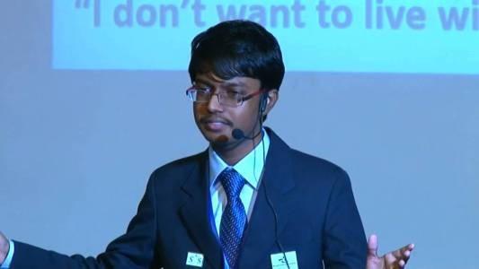 Nhà khoa học nhỏ tuổi nhất Ấn Độ với những phát minh thiên tài - 1
