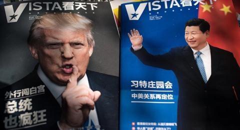 Trung Quốc muốn theo Mỹ nhường sân chơi cho Nga?