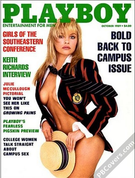 20 người đẹp nổi tiếng trên bìa tạp chí Playboy - 20