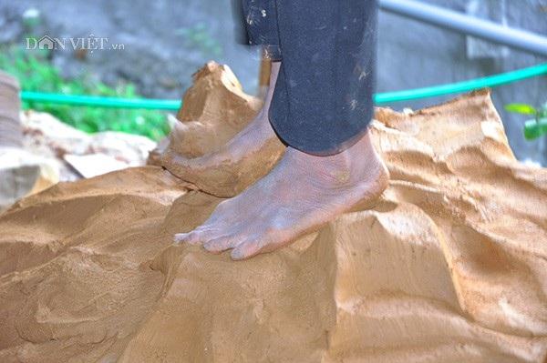 Độc đáo nghề làm ngói âm dương ở xứ Lạng - 7