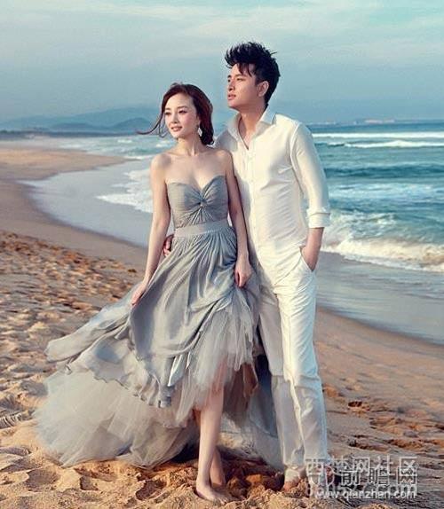 Hiện tại, cô đang có cuộc hôn nhân hạnh phúc với diễn viên nổi tiếng, điển trai Giả Nãi Lượng