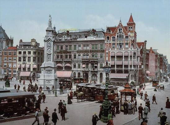 Bộ ảnh về đất nước Hà Lan những năm 1890s qua các tấm bưu thiếp - 22