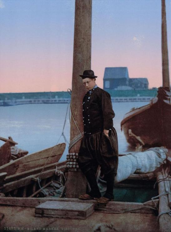 Bộ ảnh về đất nước Hà Lan những năm 1890s qua các tấm bưu thiếp - 23