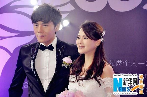 Y Năng Tịnh và chồng kém 10 tuổi - Tần Hạo