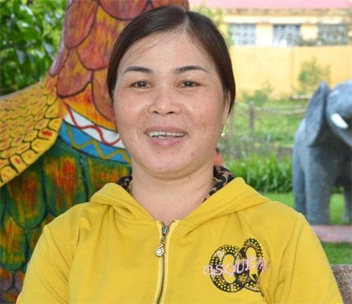 Bà Nguyễn Thị Duyên.