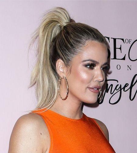 Khloe Kardashian muốn cầu chúc những điều tốt lành cho một năm mới