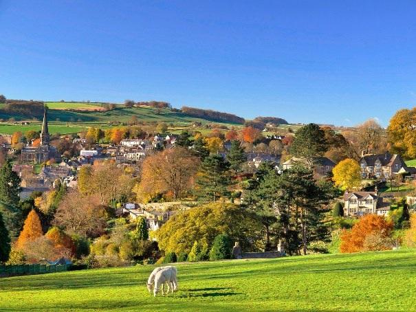 Khám phá những thị trấn xinh đẹp của nước Anh - 3