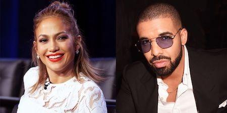 J.Lo vừa mới chia tay tình trẻ Drake