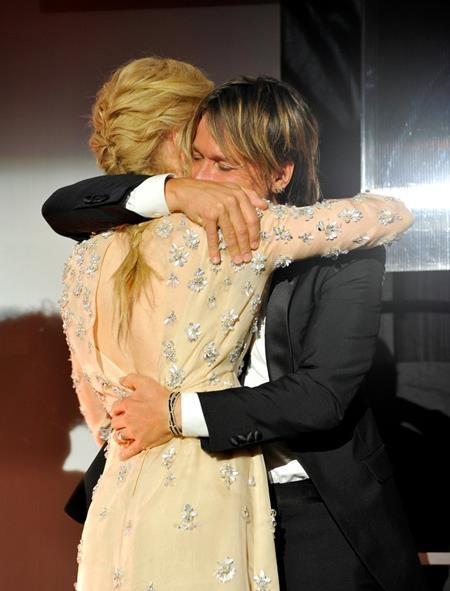Nicole Kidman và Keith Urban luôn là một trong những cặp đôi vàng của làng giải trí