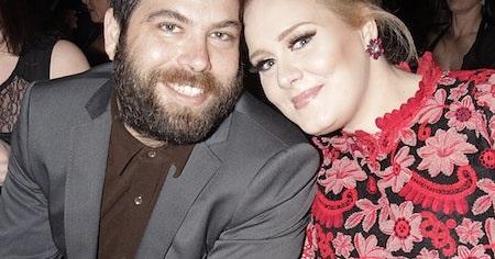 Adele và Simon Konecki đã gắn bó với nhau hơn năm năm