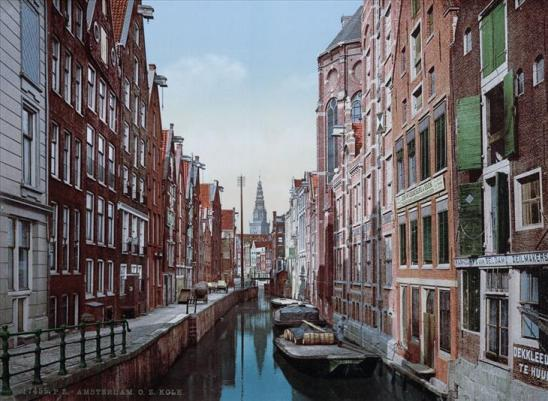 Bộ ảnh về đất nước Hà Lan những năm 1890s qua các tấm bưu thiếp - 3