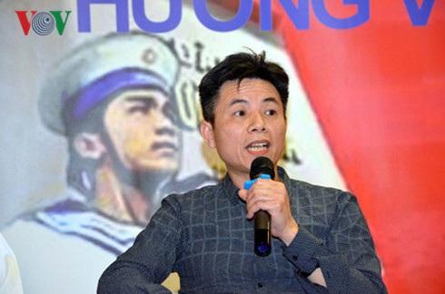 Cựu chiến sĩ hải quân Vũ Văn Thùy kể lại việc lái tàu lao lên đảo Cô Lin.