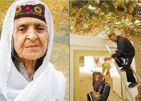 Hơn 100 tuổi, nhiều người Hunzas vẫn lao động say mê mỗi ngày