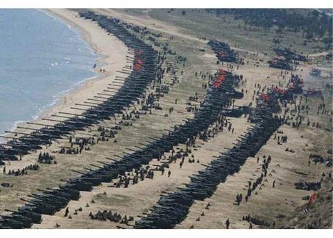 Vì sao ông Kim Jong-un không hề e sợ khi Mỹ rầm rộ điều quân đến - 4