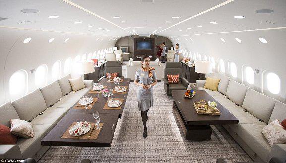 Chuyến bay trong mơ với giá gần 600 triệu đồng/giờ bay - 3