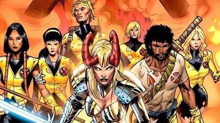 """Hãng Fox từ lâu đã ấp ủ một dự án phim """"ăn theo"""" thành công của loạt phim """"X-men"""" và sang năm 2018, Fox sẽ cho ra mắt khán giả phần phim đầu tiên mang tên """"New mutants"""""""