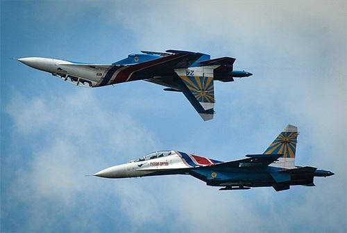 40 năm của một trong những dòng máy bay chiến đấu thành công nhất thế giới - Su-27 - 4