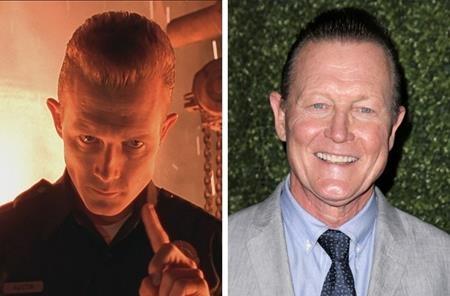 """Một """"nạn nhân"""" khác của bộ phim """"Terminator 2: Judgment day"""" là Robert Patrick. Sau vai phản diện quá xuất sắc T-1000 trong tác phẩm này, Robert Patrick đã cố gắng thoát ra khỏi cái bóng của nhân vật và tính đến nay, đã góp mặt trong hơn 100 tác phẩm nhưng mỗi khi hình ảnh Robert Patrick hiện ra, các khán giả đều chỉ nhớ tới T-1000."""