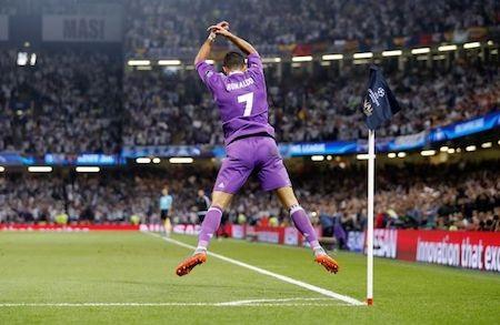 Số 7 có nhiều ý nghĩa với C.Ronaldo