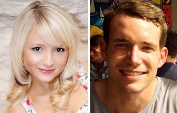 Chân dung cặp đôi người Anh bị sát hại tại đảo hồi tháng 9/2014.