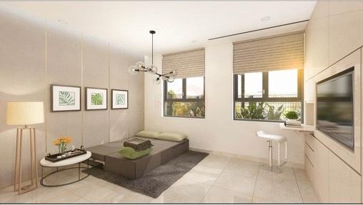 Hệ thống điện cảm ứng và phòng ngủ thông minh sẽ được chủ đầu tư bàn giao luôn cho khách hàng sở hữu căn hộ Saigon Intela.