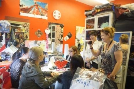 Giao lưu kinh nghiệm thời trang Anh quốc: Mở mang tầm nhìn thực tế với thời trang Việt - 3