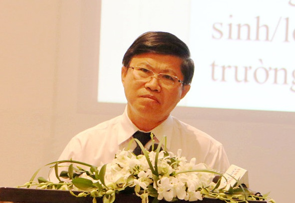 TS. Phạm Văn Hùng, Giám đốc Sở GD-ĐT Thừa Thiên Huế đề xuất xóa hệ cao đẳng sư phạm.