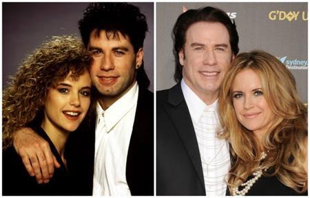 Cuộc hôn nhân của John Travolta và Kelly Preston đã phải vượt qua nhiều khó khăn, thử thách trước khi thu được trái ngọt như ngày hôm nay. Hồi năm ngoái, cặp đôi đã có một ngày kỉ niệm đám cưới bạc đáng nhớ và chắc chắn sẽ còn có những dịp lễ kỉ niệm hạnh phúc mãi về sau.