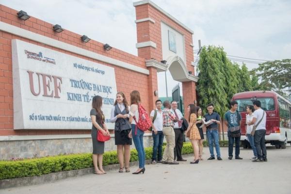 Trường Đại học Kinh tế tài chính TP. HCM được mua lại bởi Công ty Hutech.