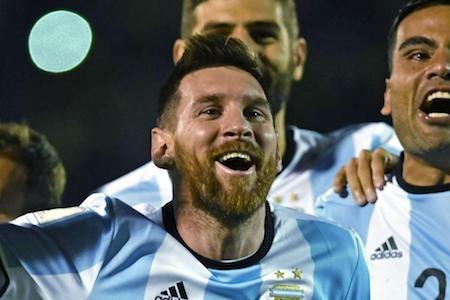 Messi đã có màn trình diễn chói sáng trong trận gặp Ecuador