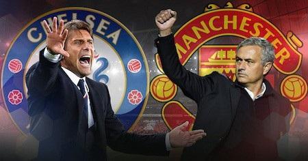Trận đại chiến Chelsea – MU chính là tâm điểm Ngoại hạng Anh vòng này